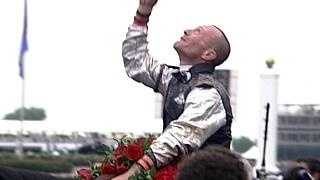 Calvin Borel on Mine That Bird after winning 2009 Kentucky Derby
