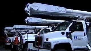 LOUISVILLE NEWS: Utility Trucks