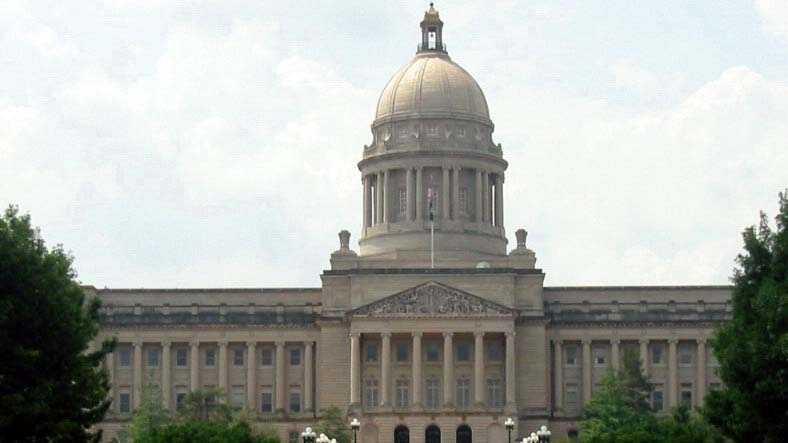 Kentucky Statehouse - 30667421