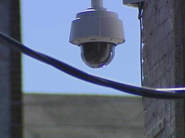 Crime Camera Cincinnati - 29686990