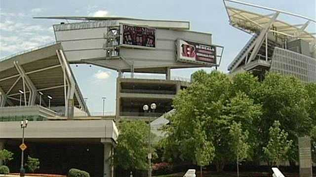 Paul Brown Stadium - 28538010