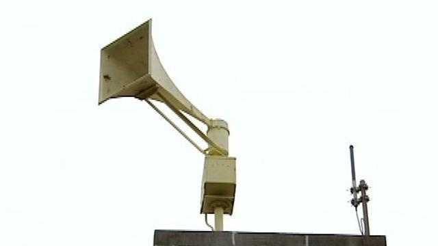 Hamilton County's Tornado Siren System Awaits Upgrade - 27269042