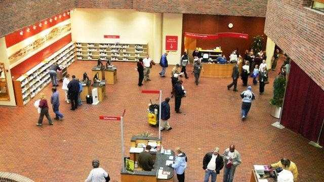 Cincinnati Hamilton County Public Library - 18153183