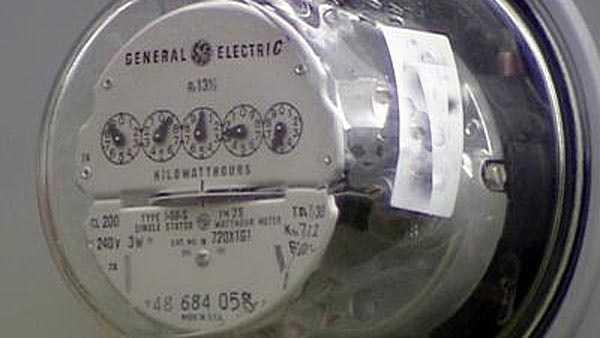 Gas & Electric Meter Utilities - 15079035