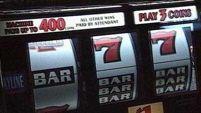 Casino Gambling Slot Machine Generic - 14536296