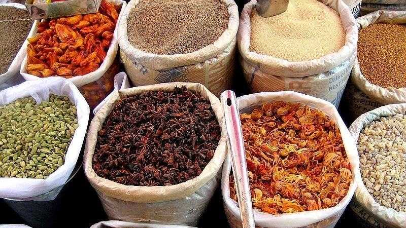 Healing Spices - Bags of spices