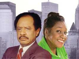 "Louise Jefferson, ""The Jeffersons"""