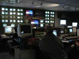 The control room!