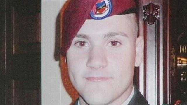 Friends, family and a community said goodbye to a Fairfield High grad killed in Afghanistan