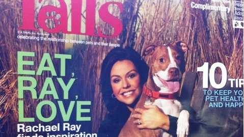 Rachael Ray doctored Tails