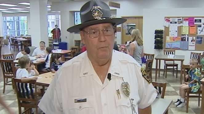 """Officer """"Bob"""" Gentry"""