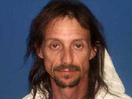 Roy Sluss, accused of running a meth lab in a motel room. More info here.