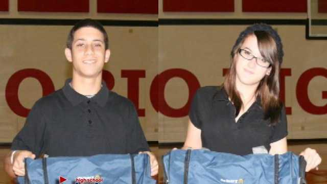 McDonald's Student Athletes for Sept. 7