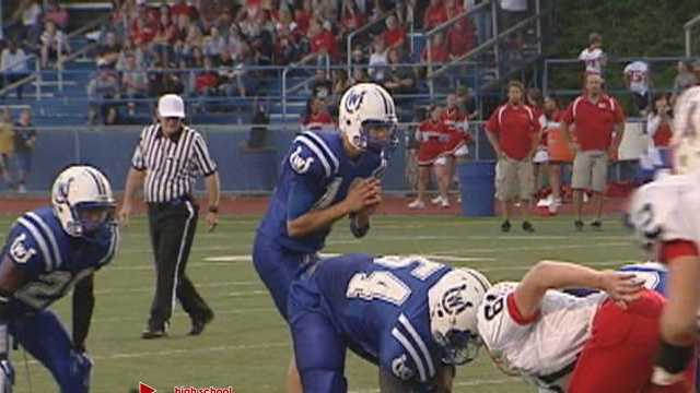 2012 Meijer Wildcard Game: Madison vs. Wyoming