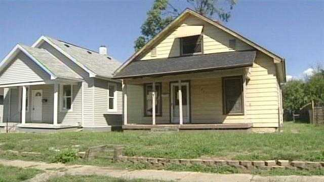 Middletown plans to demolish some blighted structures.