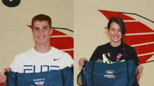 McDonald's Student Athletes of the Week for Sept. 14