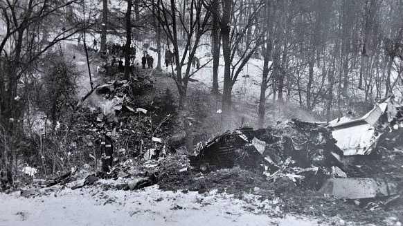 1955 crash