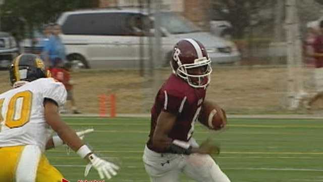 Washington's touchdown run voted Cincinnati Bell Fastest Play for Aug. 31