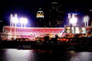 The Reds have won the World Series 5 times, in 1919, 1940, 1975, 1976, and 1990.