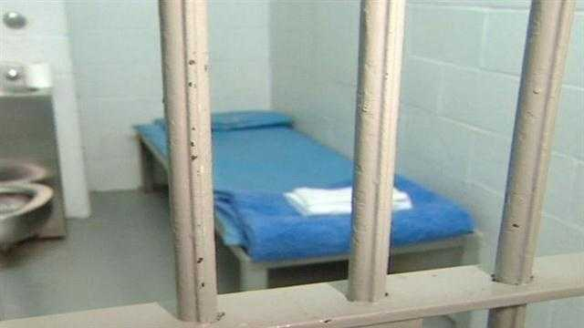 Jail generic cell bed prison