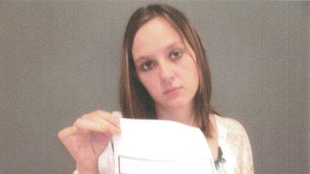 Police say Tina Dixon made up a report that she'd been abducted and sexually assaulted by two men in a pickup. More
