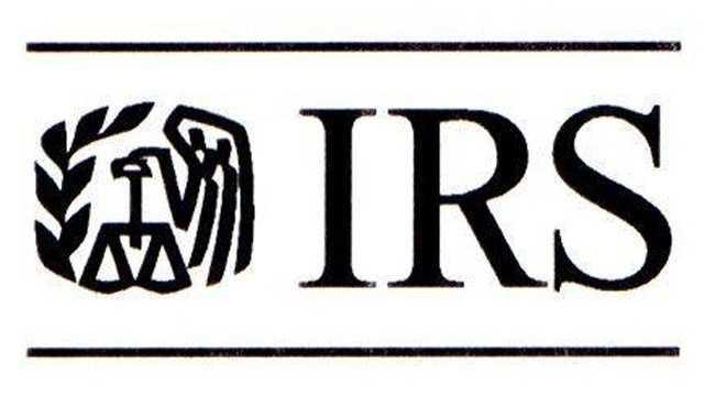IRS Internal Revenue Service logo