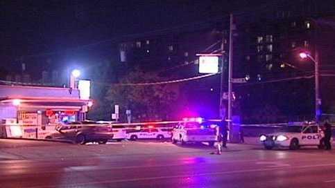 Gilbert avenue homicide