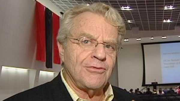 Jerry Springer 2012