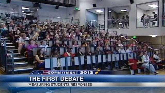 NKU Students weight in on debate