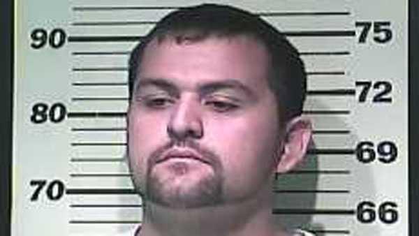 Jacob Bumpass back in jail