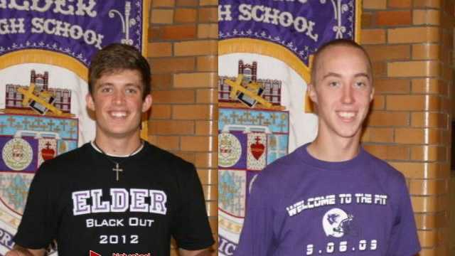 McDonald's Student Athletes of the Week for Oct. 12