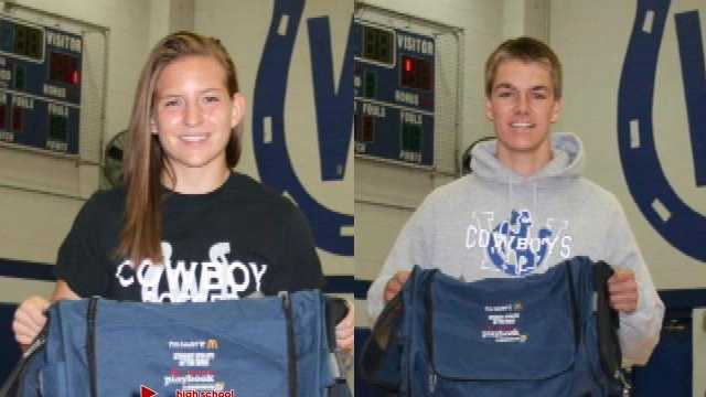McDonald's Student Athletes of the Week for Oct. 19