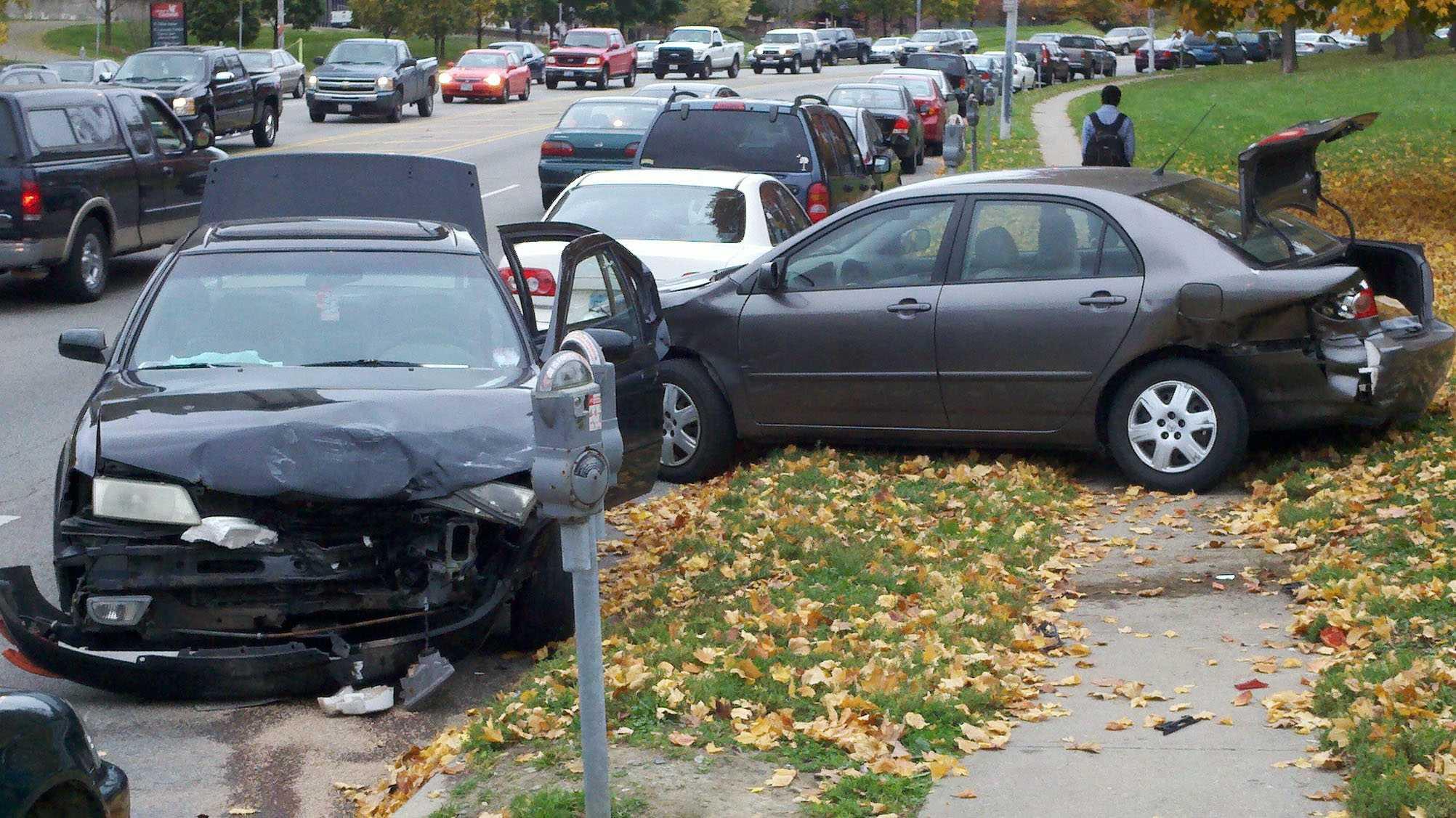 University Heights crash