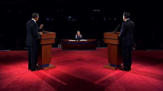 Romney-Obama debate 4