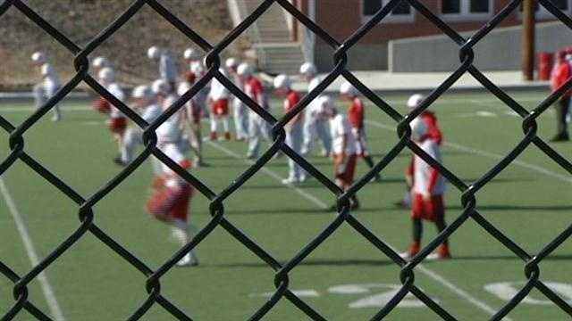 Beechwood High School's football coach says 18 players have been suspended for drinking.