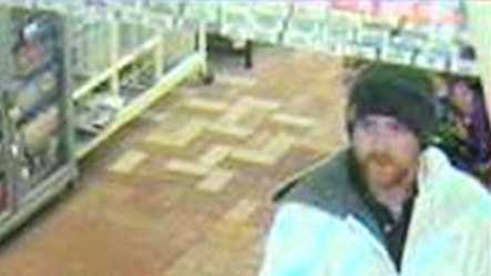 Montgomery theft suspect