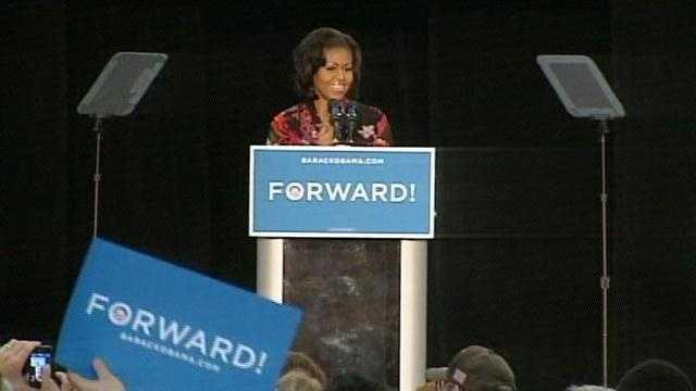 img-Raw Michelle Obama speaks at Miami University