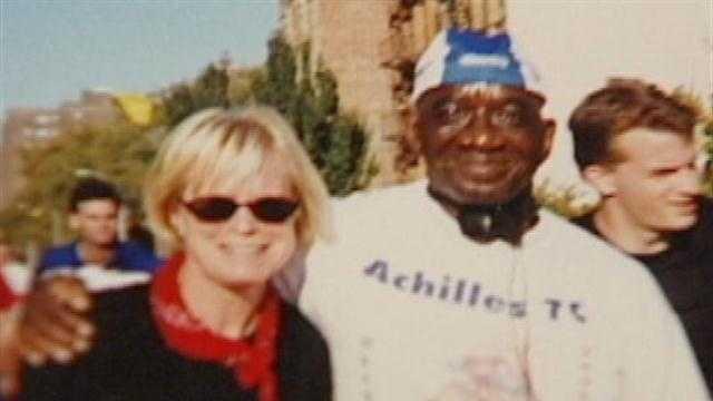 Cincinnati woman runs marathon for Sandy victims