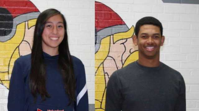 McDonald's Student Athletes of the Week for Nov. 9