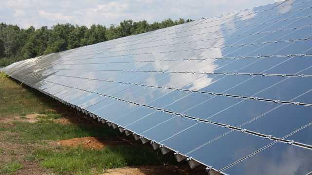 Solar energy, green energy, renewable energy
