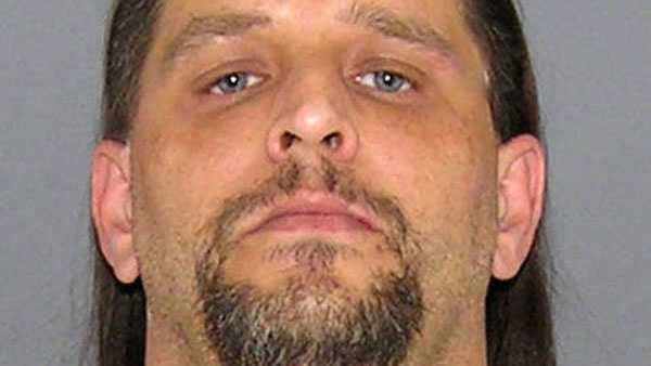 Thomas Fisher, accused of making explosives in his home. More info here.