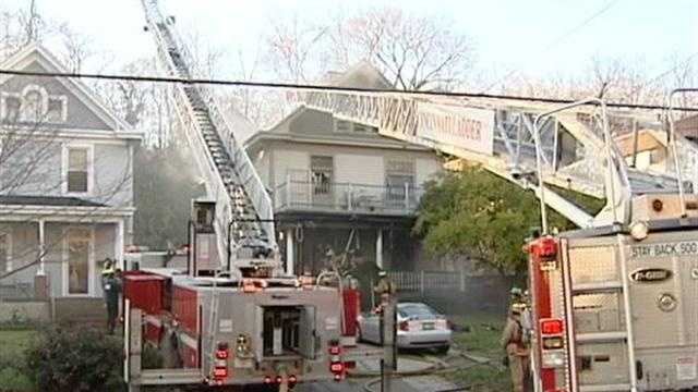 Family loses pet in house fire