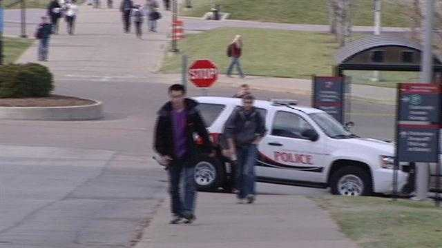 UC worked to keep students safe after off-campus shooting