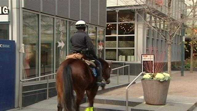 City Council will consider cutting mounted patrol