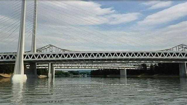 Near the Brent Spence next Wednesday, Ohio Gov. John Kasich and Kentucky Gov. Steve Beshear will put their gubernatorial signatures to a plan they say will spell out how to pay for a new bridge.