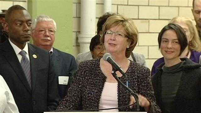 Former Cincinnati mayor running for the office again