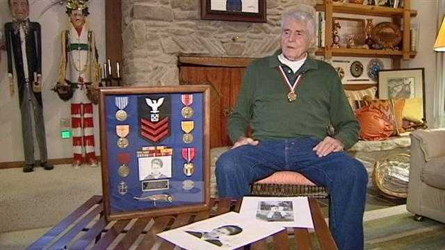 Sailor remembers attack on Pearl Harbor