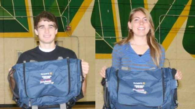 McDonald's Student Athletes of the Week for Dec. 7