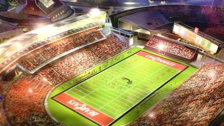 Nippert Stadium upgrade