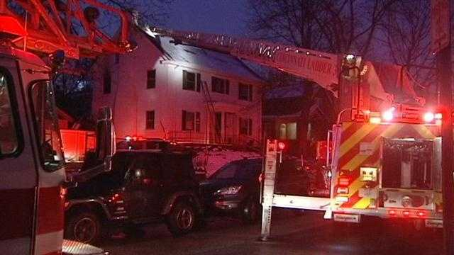 Firefighters: Previous call put engine closer to fatal fire